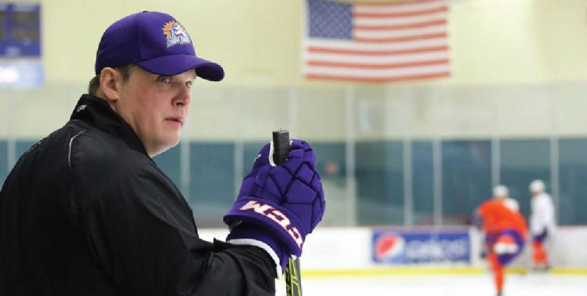 Drake Berehowsky plays catch-up as Solar Bears' new coach